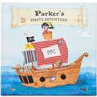 Customized Pirate Adventure Kids' Book