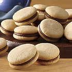 Gluten Free Chocolatta Sandwich Cookies