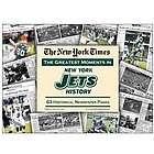 New York Jets History Replica Newspaper