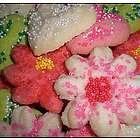 Spritz Almond Butter Cookies Gift Box