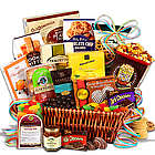 Premium Sweets Snack Basket