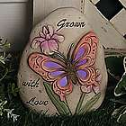 Grown with Love Stone with LED Light