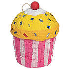 Birthday Celebration Cupcake Pinata