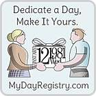 Dedicate a Day in the Worldwide Day Registry