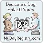 Dedicate a Day in the Worldwide Day Registry