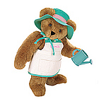 "15"" ""Everything Grows With Love"" Teddy Bear"