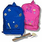 Child's Personalized Backpack