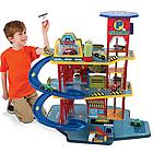 Deluxe Toy Garage Set