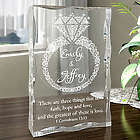 Personalized Everlasting Love Plaque