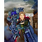 Transformers Caricature from Photos