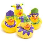 Mardi Gras Rubber Duckie