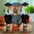 Personalized Graduation Ty® Bear