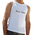 Personlized Ribbed Tank Top