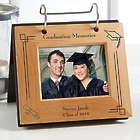 Personalized Graduation Memories Flip Photo Album