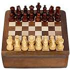 Mind Game Wood Chess Set