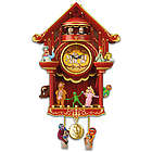 The Muppet Show LED Cuckoo Clock
