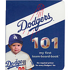 Los Angeles Dodgers 101 - My First Book
