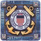 US Coast Guard Coaster Set