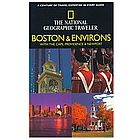 Boston and Environs Guide Book