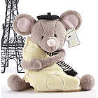 Plush Mouse and Blanket Gift Set
