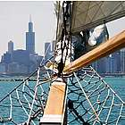 Chicago Skyline Tall Ship Sail For Two Experience