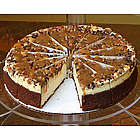 Large Gourmet Turtle Cheesecake