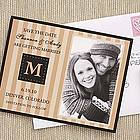 Classic Photo Save the Date Cards