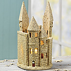 Sandcastle Candle Holder