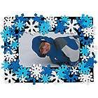 Snowflake Frame Magnet Craft Kit