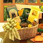 Spring Tea & Treats Gourmet Gift Basket