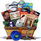 Pampered Cat Gift Basket