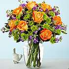 Deluxe Playful Perfection Floral Bouquet