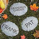 Personalized Garden Stepping Stone