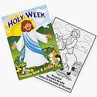 """Holy Week"" Activity Pads"