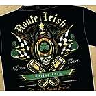 Route Irish Black U.S. Military T-shirt