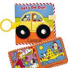 Let's Go Out Soft Cloth Baby Book