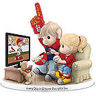 St. Louis Cardinals Every Day is a Home Run with You Figurine