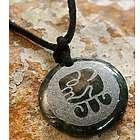 Keme Maya Serenity Jade Pendant Necklace