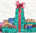 Ghirardelli Dark and Milk Chocolate Gift Tower