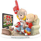 Every Day is a Touchdown with You Kansas City Chiefs Figurine