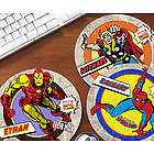 Personalized Marvel Superhero Mouse Pad