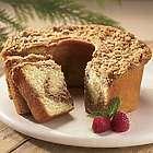 Streusel Swirl Coffee Cake