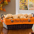 Personalized Fall Leaves Liner for Basket