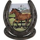 Rustic Horseshoe Photo Frame