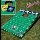 Notre Dame Fighting Irish NCAA Bean Bag Toss Game