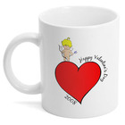 Cupids Valentines Day Mug