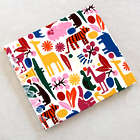 Baby Brag Book with Jungle Design