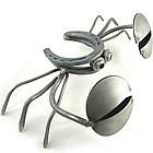 Metal Horseshoe Crab Sculpture