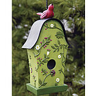Birds & Berries Bird House