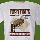 Hunt Club Personalized T-Shirt